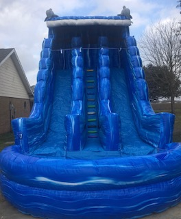 21FT BLUE WAVE