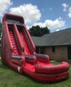 24FT FIRE FLAME SLIDE