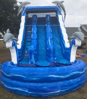 21FT DOLPHIN SLIDE